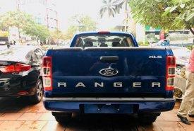 Bán Ford Ranger XLS 2.2L 4x2 AT 2016, màu xanh lam, nhập khẩu nguyên chiếc  giá 645 triệu tại Hà Nội