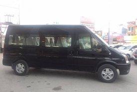 Cần bán xe Ford Transit tiêu chuẩn 2018, màu đen, lãi suất ngân hàng 0,6%/tháng, giao xe tại Vĩnh Phúc- 0963605050 giá 820 triệu tại Vĩnh Phúc