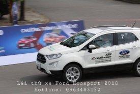 Chương trình lái thử xe Ford Ecosport 2018 tại Vĩnh Yên, Vĩnh Phúc- Đăng ký lái thử và mua xe, hỗ trợ trả góp giá 545 triệu tại Vĩnh Phúc