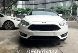 Bán xe Ford Focus sản xuất 2018, màu trắng, giá chỉ 600 triệu giá 600 triệu tại Vĩnh Phúc