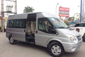 Bán ô tô Ford Transit bản SVP đời 2018 - hỗ trợ trả góp và giao xe tại Bắc Giang giá 830 triệu tại Bắc Giang
