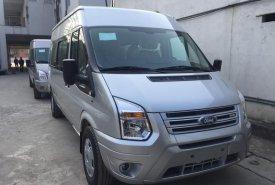 Tư vấn mua bán xe Ford Transit bản tiêu chuẩn đời 2018 tại Bắc Ninh, Hỗ trợ trả góp 80%, Giá xe thương lượng giá 820 triệu tại Bắc Ninh