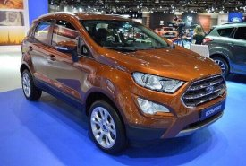 Bán xe Ford EcoSport Titanium 1.5L đời 2018, màu đồng, giá tốt có thể thương lượng, hỗ trợ trả góp giá 648 triệu tại Hà Nội