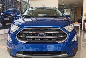 Giao ngay Ford Ecosport 2018 bản Titanium 1.5L sản xuất 2018, màu xanh, giá cả đàm phán, có trả góp 80% giá 648 triệu tại Hà Nội