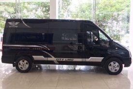 Cần bán xe Ford Transit 2018, màu đen Giá cạnh tranh. LH Mr. Đạt - Báo giá xe Ford rẻ nhất tại Bình Định: 093.114.2545 giá 825 triệu tại Phú Yên