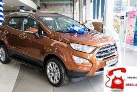 Giao ngay Ford Ecosport Titanium 1.5L đời 2020 tại Lào Cai, màu đỏ đồng, hỗ trợ trả góp 80% giá 648 triệu tại Lào Cai