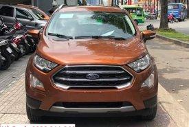 Ford EcoSport đời 2019, màu nâu liên hệ 0938211346 để nhận được ưu đãi mới nhất giá 615 triệu tại Tp.HCM