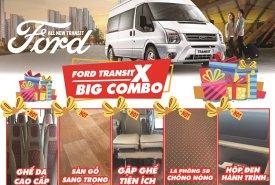 Bán Ford Transit 2018 giá tốt nhất miền Nam. Giao ngay trong tháng. Hỗ trợ ngân hàng lại vs suất thấp trên toan fb quốc  giá 818 triệu tại Tp.HCM