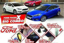 Cần bán xe Ford Focus Trend đời 2018, màu nâu giá 565 triệu tại Tp.HCM