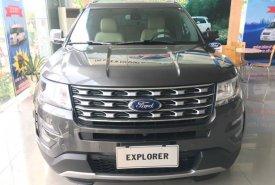 Bán xe Ford Explorer màu xám. Tư vấn và lái thử 24/7 - Hỗ trợ ngân hàng lãi suất thấp toàn quốc giá 2 tỷ 180 tr tại Tp.HCM