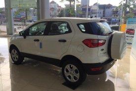 Bán xe Ford EcoSport 1.5 AT Ambiente đời 2018, màu trắng, giá tốt giá 560 triệu tại Hà Nội
