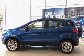 Cần bán Ford EcoSport 1.5 AT Ambiente năm 2018, màu xanh lam, 560tr giá 560 triệu tại Hà Nội