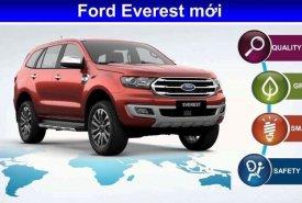 Bán ô tô Ford Everest đời 2018, màu đỏ, nhập khẩu chính hãng giá 850 triệu tại Hà Nội