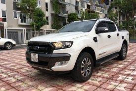 Cần bán Ford Ranger 3.2 willtrack sản xuất 2017, màu trắng, nhập khẩu giá 915 triệu tại Hà Nội