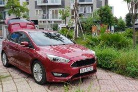 Bán xe Ford Focus S đời 2018, sản xuất 2018 màu đỏ giá 735 triệu tại Hà Nội