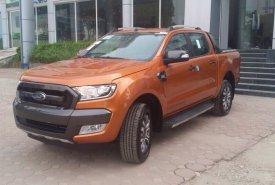 Ford Ranger Ford Wildtrak 3.2 mới, chính hãng, màu cam, nhập khẩu, hỗ trợ trả góp LH: 0941.921.742 giá 925 triệu tại Vĩnh Phúc