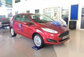Giá xe Ford Fiesta 2018 rẻ nhất thị trường. Giảm tiền mặt trực tiếp, Ưu đãi: Phim 3M, camera hành trình, BHVC giá 490 triệu tại Tp.HCM