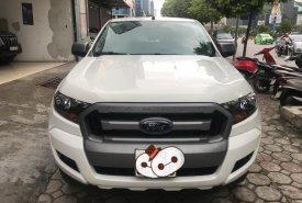 Bán ô tô Ford Ranger XLS 2.2 SX12/2016 màu trắng, 640 triệu, nhập khẩu có hoá đơn giá 640 triệu tại Hà Nội