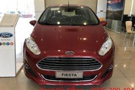 Bán Ford Fiesta màu đỏ giá cực hấp dẫn. Liên hệ 0935.389.404 - Đà Nẵng Ford giá 516 triệu tại Đà Nẵng