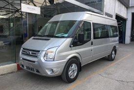 Giá xe Transit Luxury rẻ nhất thị trường, giảm tiền mặt trực tiếp. Ưu đãi thêm: Hộp đen, lót sàn, bọc trần giá 860 triệu tại Tp.HCM
