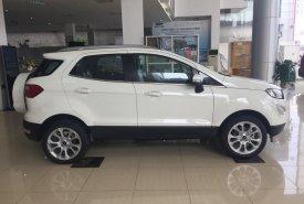 Cần bán lại xe Ford EcoSport 1.5L Titanium đời 2018, màu trắng giá 640 triệu tại Hà Nội