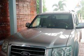 Cần bán Ford Everest năm 2008, màu bạc giá 410 triệu tại Long An