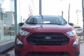 Bán Ford Ecosport Ambiente MT màu đỏ giá cực ưu đãi 0935.389.404 Đà Nẵng Ford giá 545 triệu tại Đà Nẵng