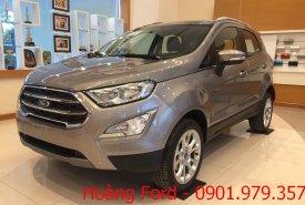 Bán Ford Ecosport cao cấp, màu xám, khuyến mãi sốc liên hệ 0901.979.357 - Hoàng giá 545 triệu tại Đà Nẵng