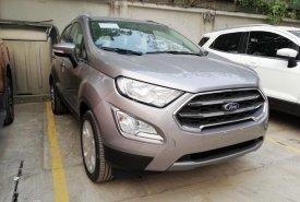 Yên Bái ford Bán Ford EcoSport 1.5 Titanium đời 2018, màu ghi anh thép, tặng bảo hiểm thân vỏ. L/H 0974286009 giá 620 triệu tại Hà Nội