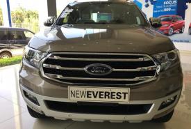 Ford Everest 2018 giá tốt, xe đủ màu giao ngay, hỗ trợ trả góp lãi suất tốt giá 1 tỷ 177 tr tại Hà Nội