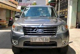 Cần bán xe Ford Everest 2.5L 4x2 AT năm 2009, màu xám giá 490 triệu tại Tp.HCM