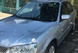 Bán xe Ford Laser GHIA 1.8 2003, màu bạc chính chủ, 189.5tr giá 190 triệu tại Khánh Hòa