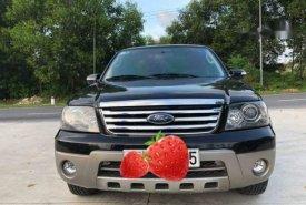 Cần bán Ford Escape đời 2008, màu đen, giá 325tr giá 325 triệu tại TT - Huế