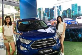 Bán Ford EcoSport Ambiente 1.5L AT đời 2018 giá cạnh tranh giá 515 triệu tại Tp.HCM