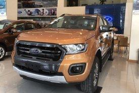 Cần bán Ford Ranger Wildtrak 4x4 sản xuất năm 2018, nhập khẩu, LH 0989022295 tại Bắc Giang giá 918 triệu tại Bắc Giang