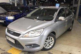 Bán ô tô Ford Focus 1.8L Sport đời 2010, màu bạc, đi 9 000 km giá 345 triệu tại Tp.HCM
