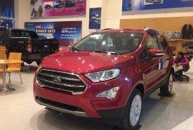 Bán Ford EcoSport 1.0L Ecooost năm 2019, màu đỏ giá 669 triệu tại Tp.HCM