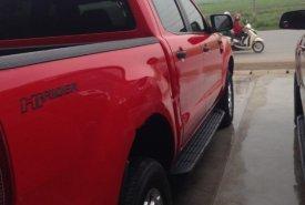 Bán Ford Ranger, sản xuất 2016, số tự động, máy dầu, màu đỏ, nội thất màu đen, odo 30000 km giá 590 triệu tại Vĩnh Phúc