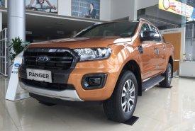 Bán xe Ford Ranger Wildtrak 2.0L Biturbo 4x4 AT đời 2019, nhập khẩu Thái Lan, hỗ trợ trả góp tại Bắc Giang giá 898 triệu tại Bắc Giang