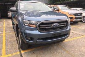 Cần bán xe Ford Ranger XLS 4x2 đời 2019, màu xanh lam, nhập khẩu giá 630 triệu tại Bắc Giang