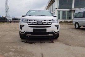 Bán Ford Explorer 2.3L Ecoboost Limited đời 2019, màu trắng, nhập khẩu giá 2 tỷ 268 tr tại Bắc Giang