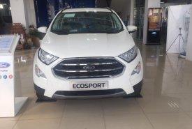 Bán Ford EcoSport Titanium 1.0L Ecoboost sản xuất 2019, màu trắng giá 655 triệu tại Bắc Giang