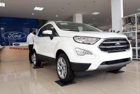 Bán Ford EcoSport Trend AT 4x2 đời 2019, màu trắng giá cạnh tranh giá 563 triệu tại Bắc Giang