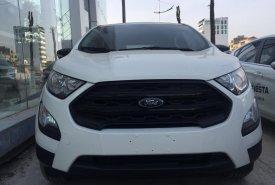 Bán xe Ford EcoSport Ambiente AT 4x2 đời 2019, màu trắng giá 515 triệu tại Bắc Giang