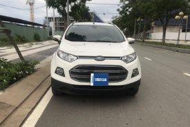 Bán Ford EcoSport Titanium 1.5 2017, màu trắng, trả góp đưa trước 170-200tr giá 525 triệu tại Tp.HCM