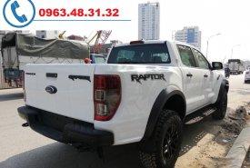 Giao xe ngay Ford Ranger Raptor mới 100%, màu trắng, nhập khẩu nguyên chiếc giá 1 tỷ 198 tr tại Hà Nội