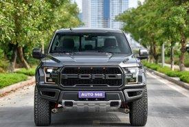 Bán Ford F-150 Raptor sản xuất 2019, màu đen, xe nhập khẩu nguyên chiếc giá 4 tỷ 50 tr tại Hà Nội