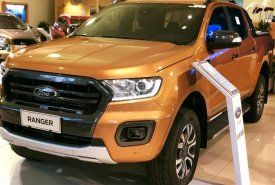 Ford Ranger 2019 Giảm 40 Triệu, Nắp Thùng,BHVC,Lót Sàn giá 616 triệu tại Tp.HCM