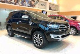 Bán ô tô Ford Everest 2.0L Bi Turbo 4x4 AT đời 2019, màu đen, nhập khẩu chính hãng liên hệ 0911997877 để nhận ưu đãi giá 1 tỷ 399 tr tại Bắc Giang