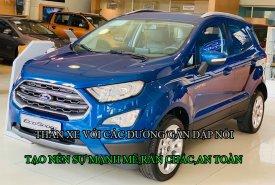 Cần bán Ford EcoSport đời 2019, màu xanh lam, giá tốt giá 495 triệu tại Tp.HCM